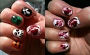NAV | Halloween Nail Art Tutorial