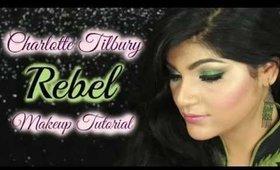 Eid Ul Adha 2015 - Easy & Simple Look with Charlotte Tilbury The Rebel Quad|| TansiaA