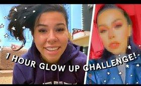 1 Hour glow up transformation! GRWM