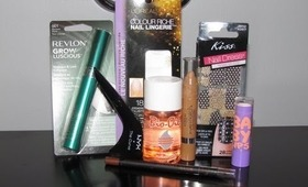 Drug Store Cosmetics Review