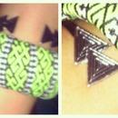 psychedelic bracelets