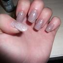 NailsInc 3d glitter