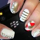 Momiji Inspired nails
