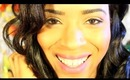 GET READY WITH ME  |  FALL nude LIGHT MAKEUP TUTORIAL with LIGHT Purple Lips 2013