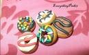 ♥ Polymer Clay Donut Tutorial ♥ ( • ◡ • )