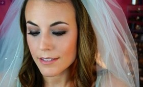 Bridal Makeup Tutorial!!!