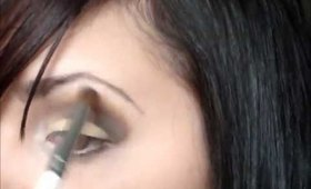 Neutral Eyes & Bold Lips