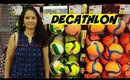 Decathlon store -Ghatkopar -Best place to buy sports stuff -one stop shop for buying sports goods