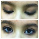 smoked eyes