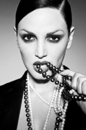Bleona Qerti - Albanian Singer - Actress Photos Gomillion and Leupold, Styling Kim Bowen, Hair Peter Savic, Art Direction and Makeup Billy Bu