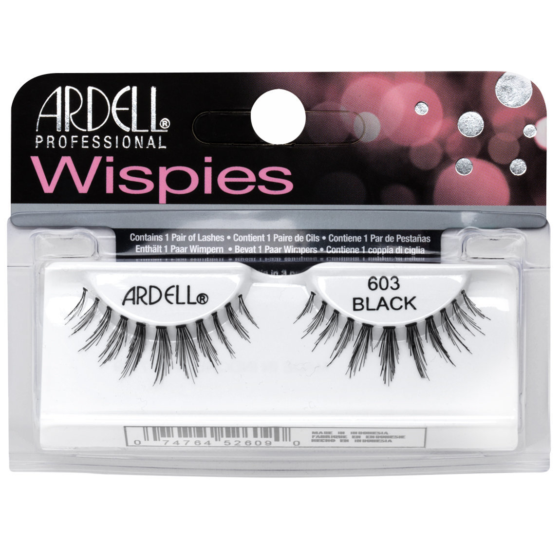 Ardell Wispies Lashes Cluster 603