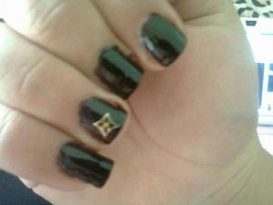 LV NAILS  *Nails Done By ME**