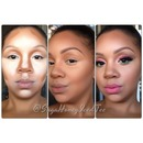 Contouring effect