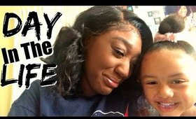 Day In The Life Of A Single Mom   Spend The Day With Us
