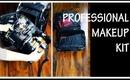 My freelance makeup kit (in Zuca bag)