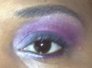 Ravens Super Bowl make up. I'm getting better practice makes perfect. If u have any tips for me shoot and let me know how I'm doing