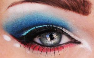Blue & Red Prime