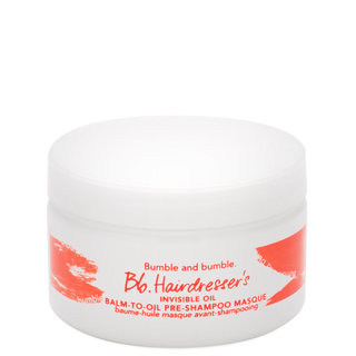 Hairdresser's Invisible Oil Balm-to-Oil Pre-Shampoo Masque
