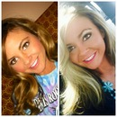 From brown to blonde