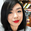 Liner + Red Lips