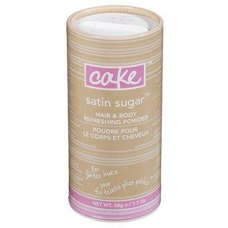 Cake Beauty Satin Sugar Hair & Body Refreshing Powder For Lighter Hues