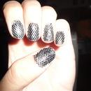 Cute Nail Design #1 <3<3