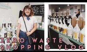 Zero Waste Shopping in San Diego   VLOG