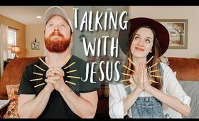 How to Pray (for Beginners) | 5 Tips to Talk with God!