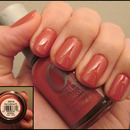 "Orly ""Pink Chocolate"""