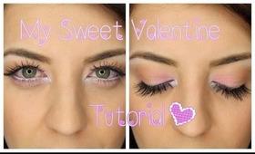 Tutorial♡My Sweet Valentine♡Day Look
