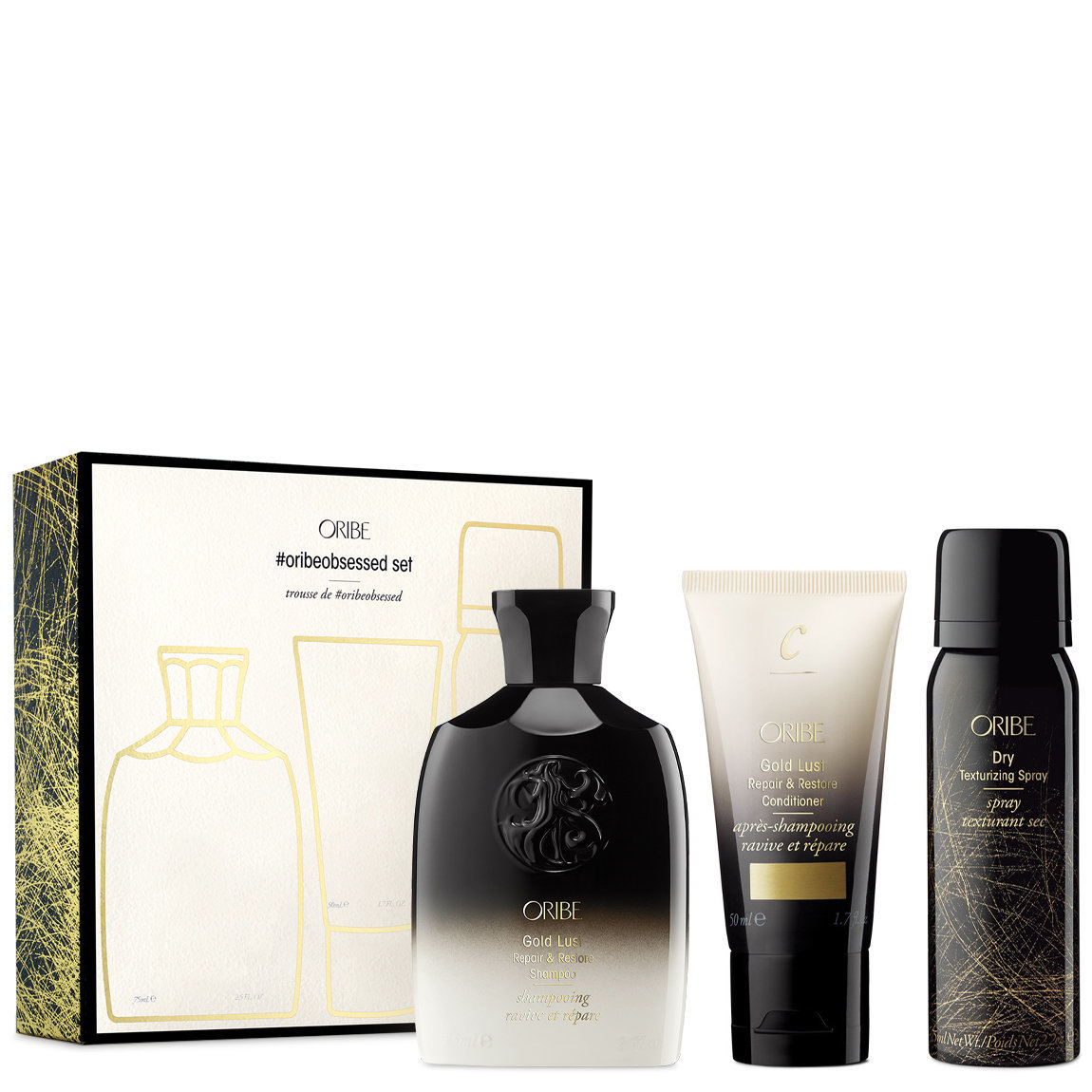 Oribe #OribeObsessed Discovery Set alternative view 1 - product swatch.