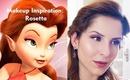 Maquiagem inspirada em Rosetta - Rosetta Makeup Inspiration