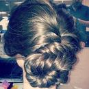 easy 3 step fishtIl braid :)