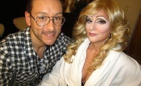 Madonna Transformation Makeup by Mathias Alan