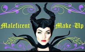 Maleficent Make-Up Tutorial