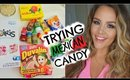 AMERICAN TRYING MEXICAN CANDY