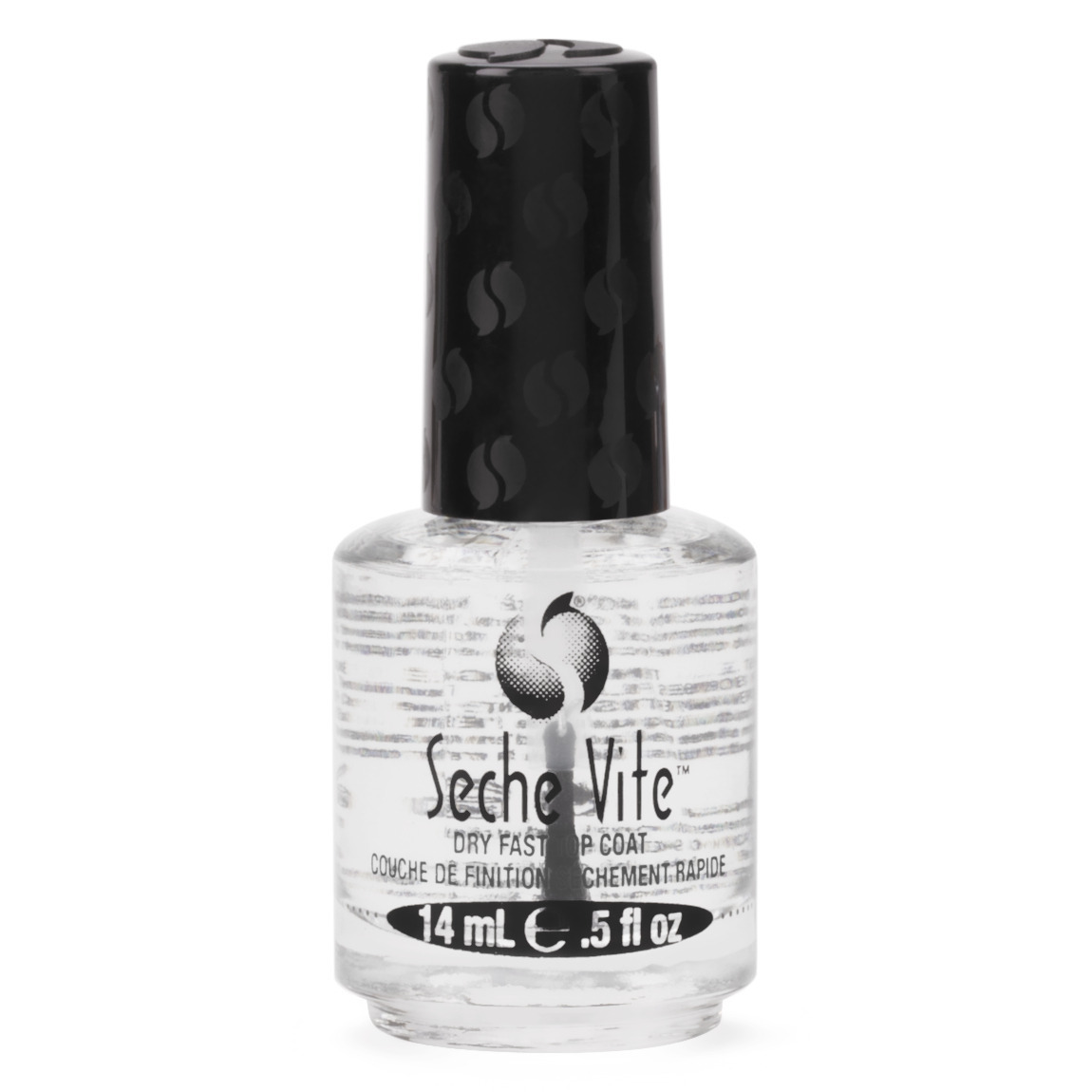 Seche Vite Dry Fast Top Coat product swatch.