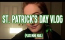 St. Patricks Day Vlog (Plus Mini Haul)