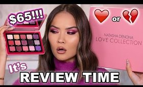 MY THOUGHTS.. NATASHA DENONA LOVE PALETTE REVIEW | Maryam Maquillage