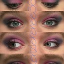 Pink Ombre Eye