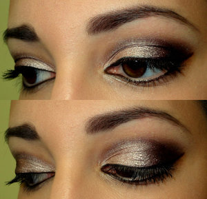 Check out my blog post: http://rachelshuchat.blogspot.ca/2012/04/bridal-look-sparkly-eyeshadow-and.html