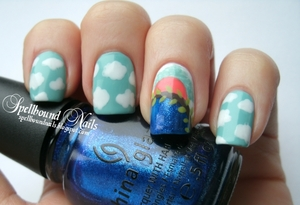 http://spellboundnails.blogspot.com/2012/04/earth-day.html