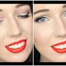 Christmas Glitter Makeup Tutorial is now up on my channel!