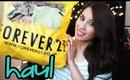 Forever 21 Haul ! ♡ Japan