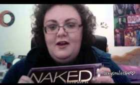I'm SO behind on the NAKED!!
