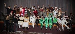THE CAST!