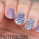 Purple Holo Advanced Stamping