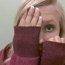 green eyes<3
