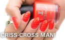 HOW TO: Criss-Cross Mani