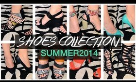 ♡ SUMMER2014  :Shoe Collection